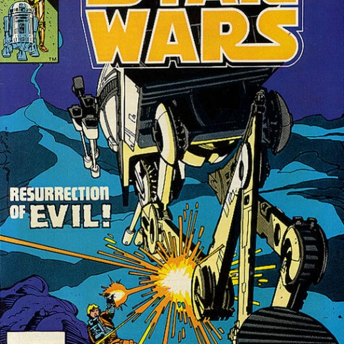 Marvel Star Wars nr 51 - 1981