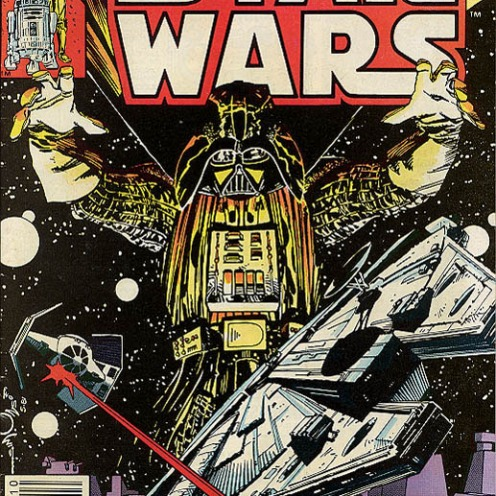 Marvel Star Wars Nr 52 - 1981
