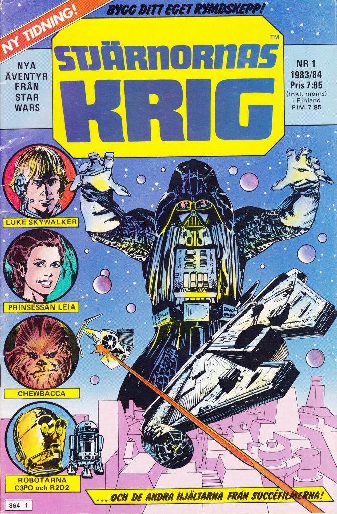 Stjärnornas Krig Nr 1 - 1983/84