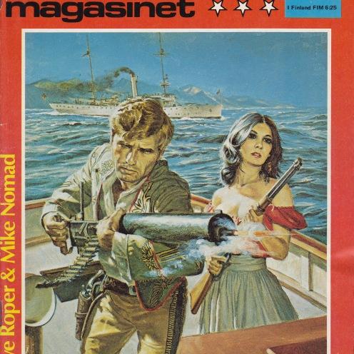 Seriemagasinet Nr 10 - 1983