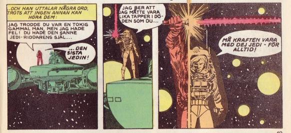 Farväl Jedi