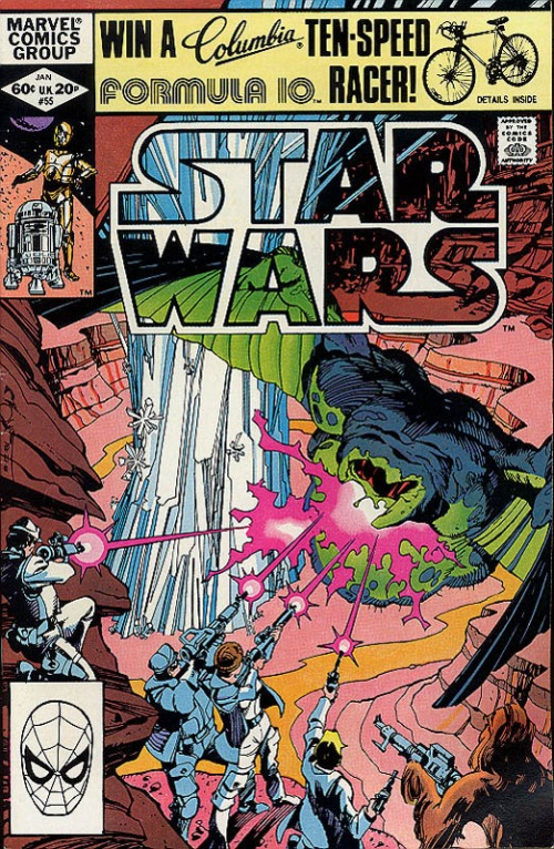 Star Wars No 55 - Plif!