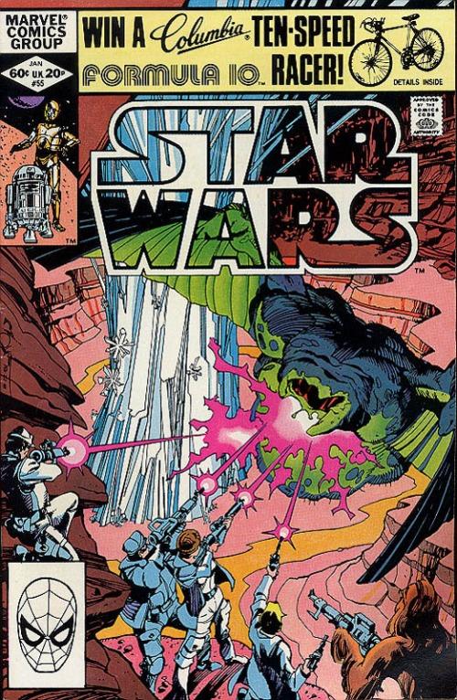 Star Wars No 55 - Plif!