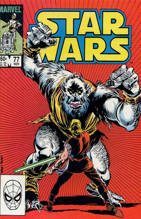 Marvel Star Wars No 77