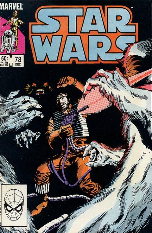 Marvel Star Wars No 78