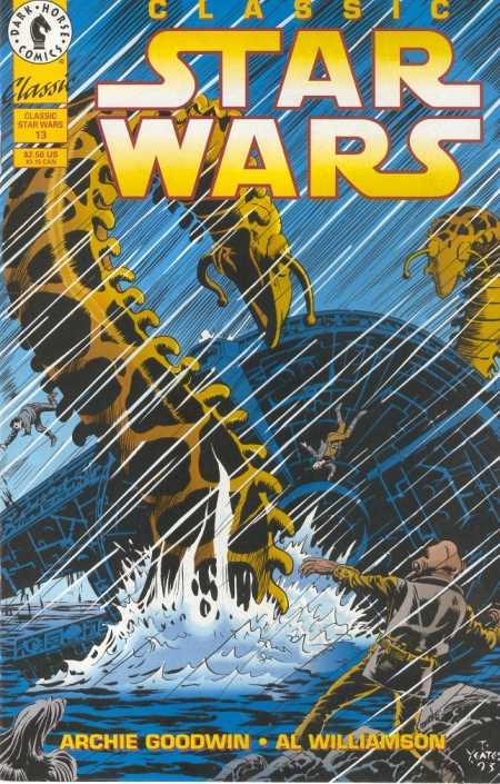 Classic Star Wars 13 från Dark Horse 1993