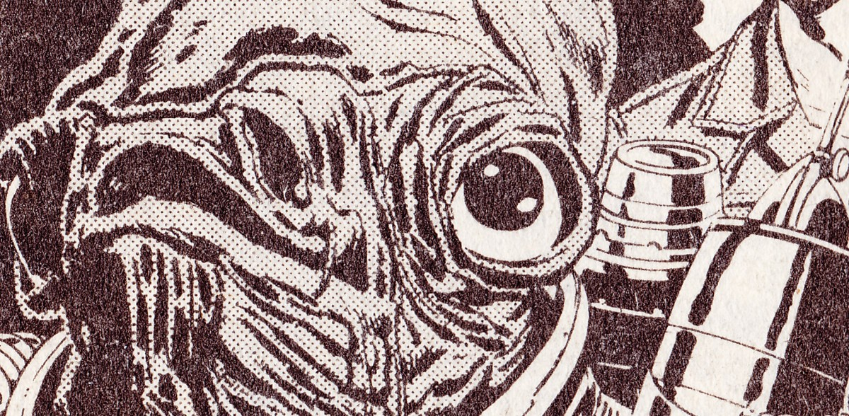 Seriemagasinet Nr 19 - 1983