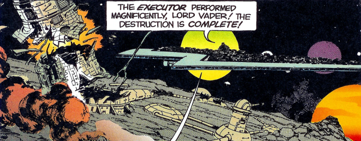 The Executor!