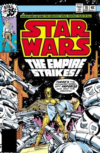 Marvel Star Wars #18