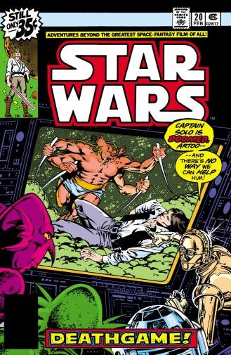 Marvel Star Wars #20
