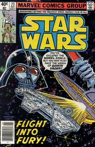 Marvel Star Wars #23
