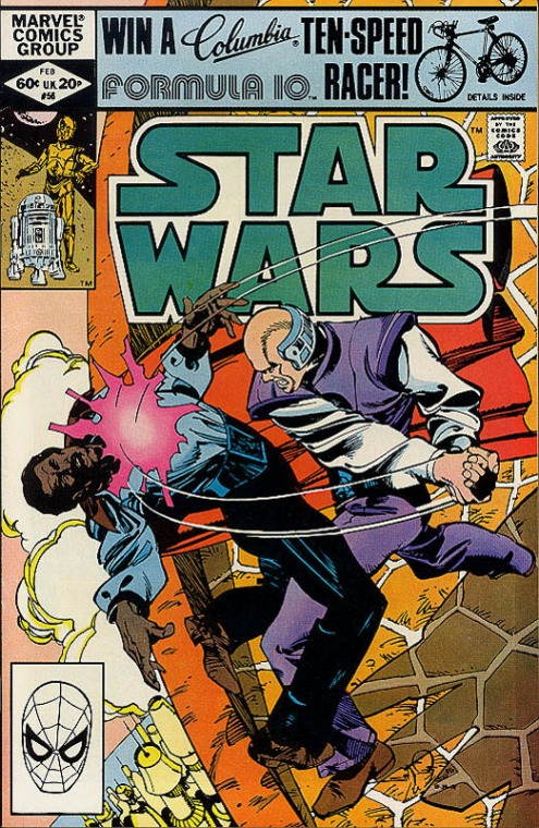 Star Wars No 56 - Coffin In The Clouds