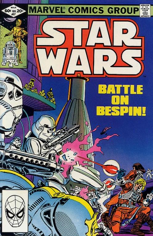 Star Wars No 57 - Hello Bespin, Good Bye