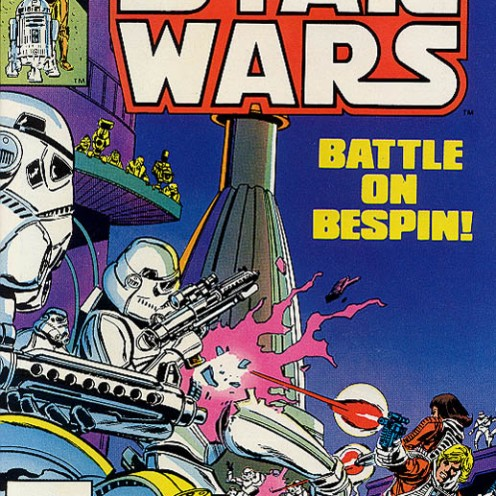 Star Wars No 57 - Hello Bespin, Good Bye