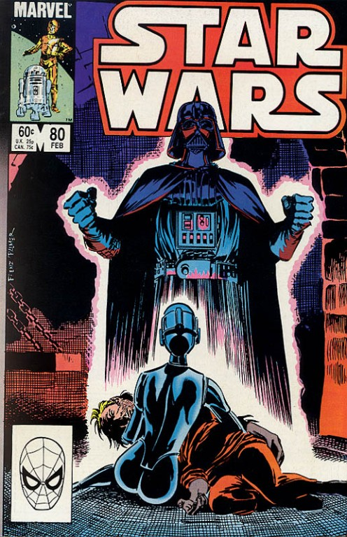 Marvel Star Wars #80