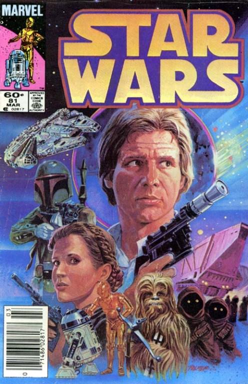 Jawas of Doom - Star Wars No 81