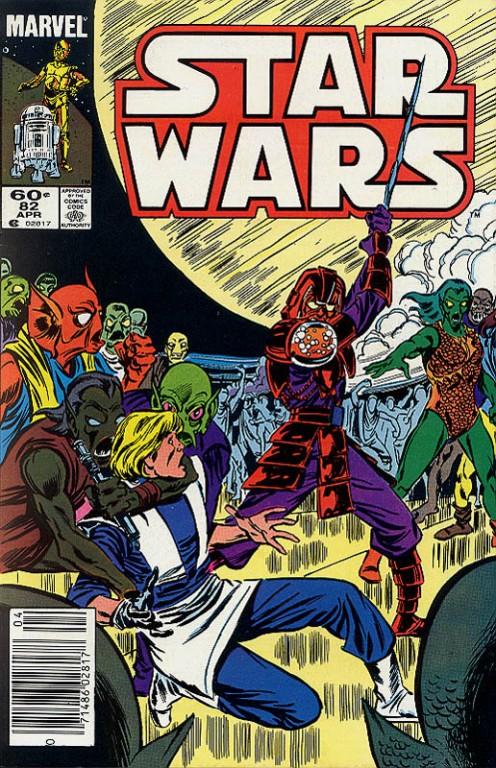 Diplomacy - Star Wars No 82