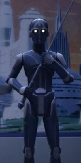 Droid ur TV serien Rebels