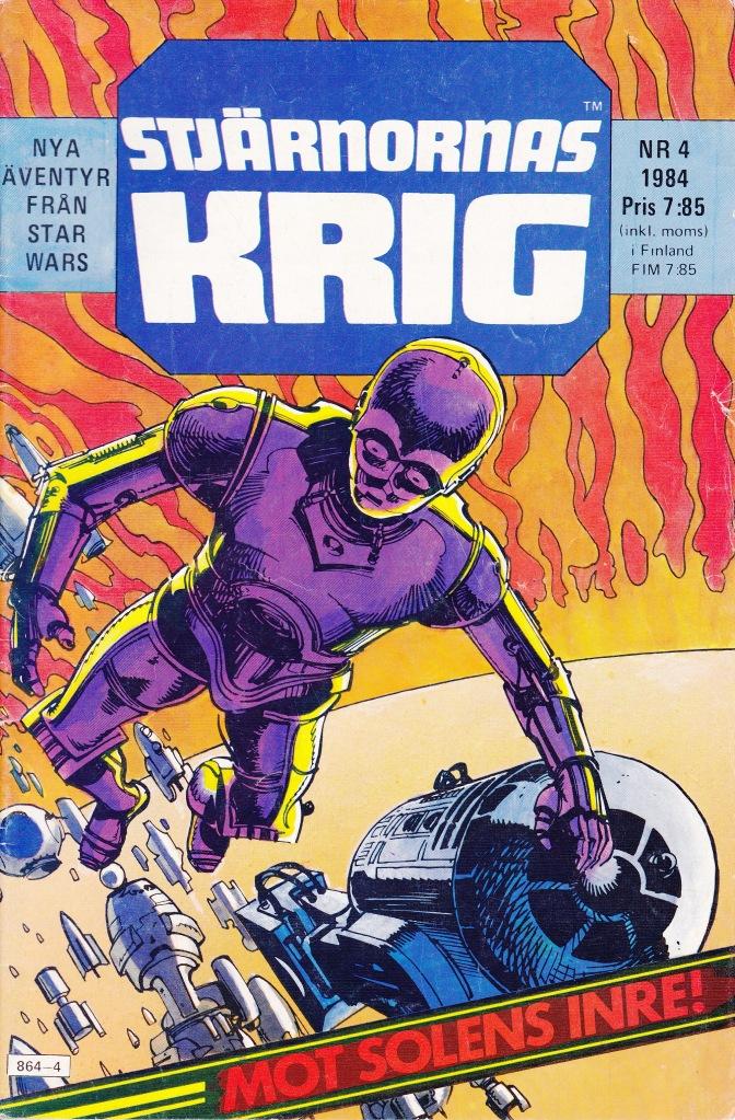 Stjärnornas Krig Nr4 - 1984