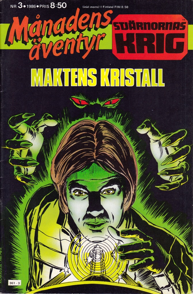 Månadens Äventyr Nr3 - 1986