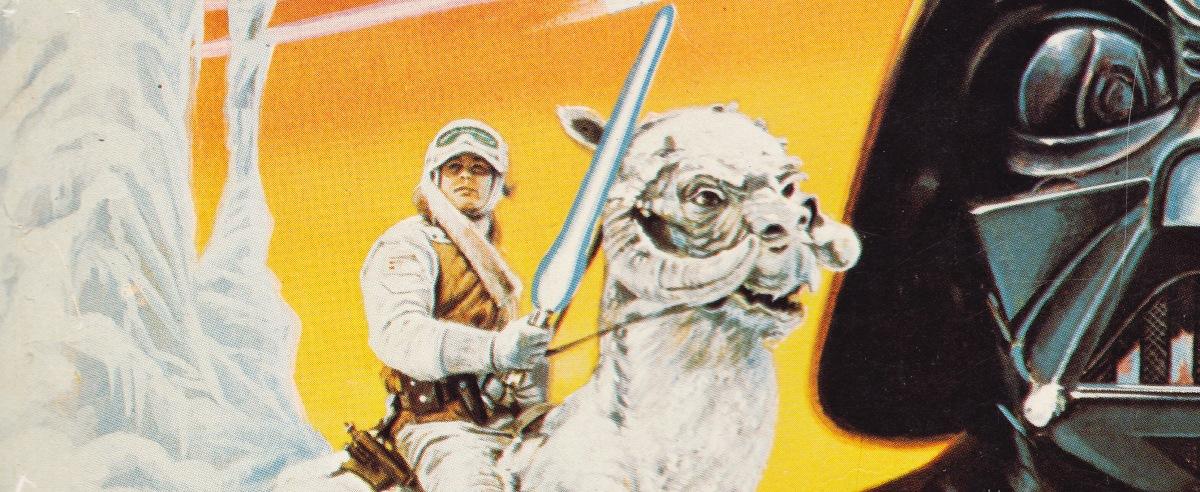 Stjärnornas Krig - Rymdimperiet Slår Tillbaka - Filmadaption 1980