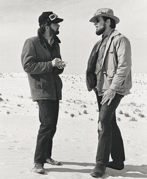 Lucas och Kurtz i Tunisien 1976