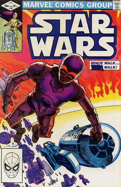 Marvel Star Wars No 58 - Sundown