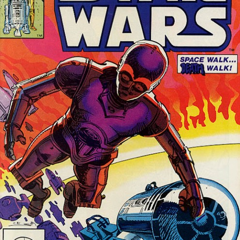 Marvel Star Wars No 58 - Sundown