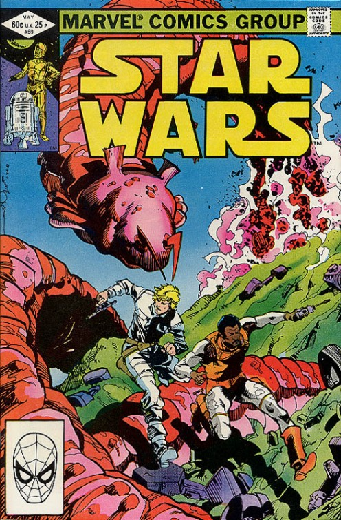 Marvel Star Wars No 59 - Bazarre
