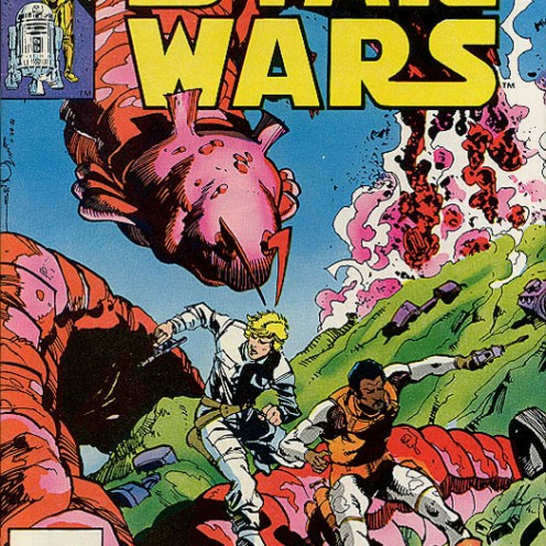 Marvel Star Wars No 59 - Bazarre