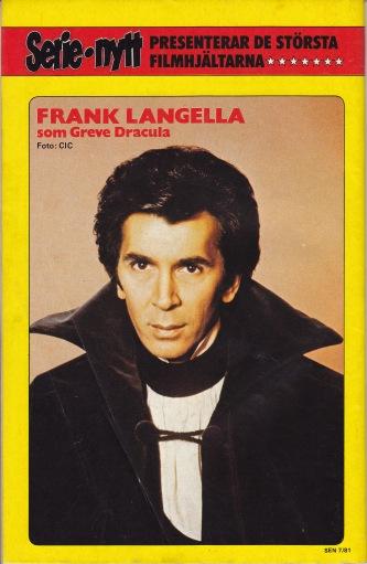Miiposter - Frank Langella