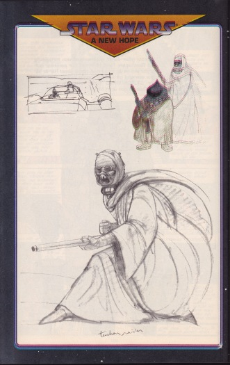 Ralph McQuarrie konceptbilder