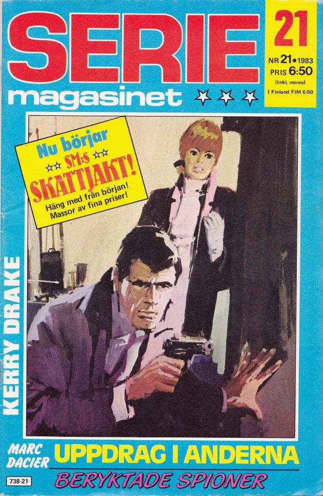 Seriemagasinet Nr 21 - 1983
