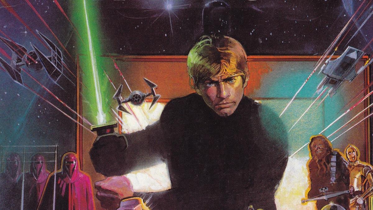 Stjärnornas Krig - Jedins Återkomst - Filmadaption 1983
