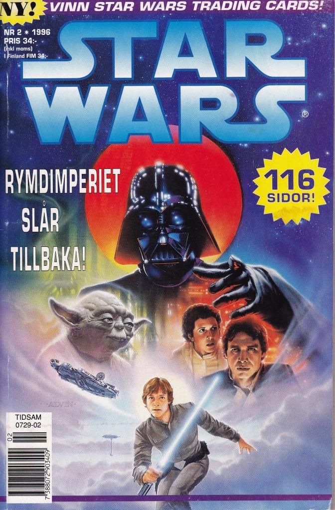 Rymdimperiet Slår Tillbaka - Filmadaption 1996