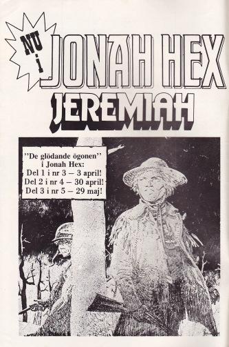 Pärmens Insida - Jonah Hex