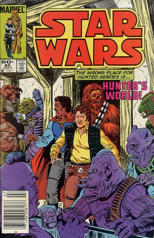 Star Wars 85 - The Hero