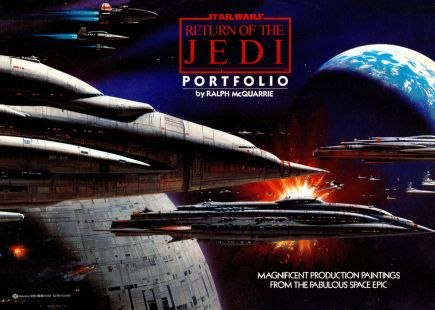 McQuarrie - Return of the Jedi Portfolio