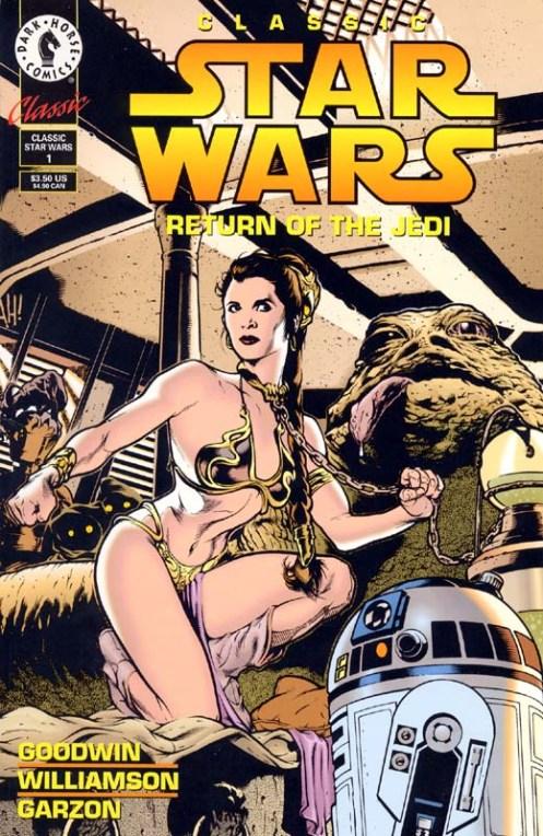 Classic Star Wars Return of the Jedi Nr 1