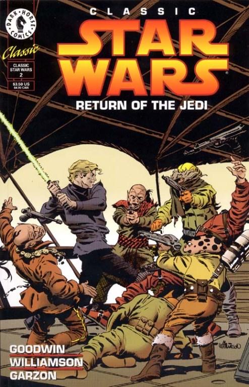 Classic Star Wars Return of the Jedi Nr 2