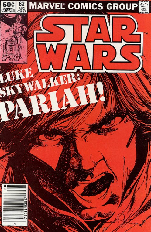 Marvel Star Wars no 62