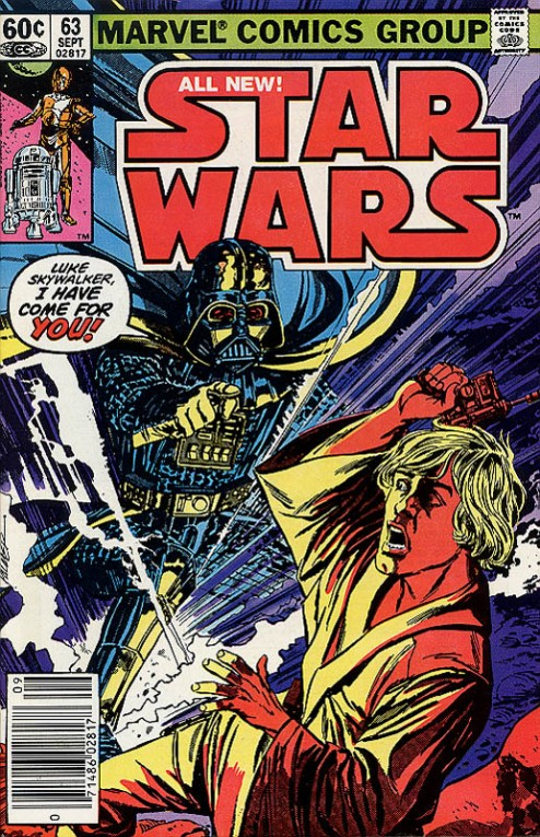 Marvel Star Wars no 63