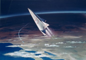 NASA Space Shuttle konceptmåling