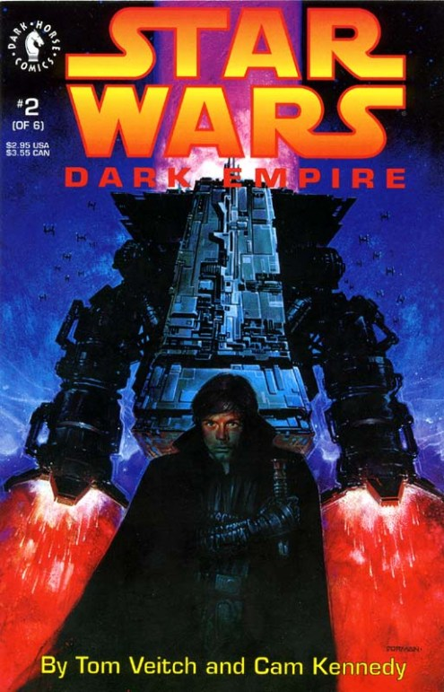 Dark Empire No2