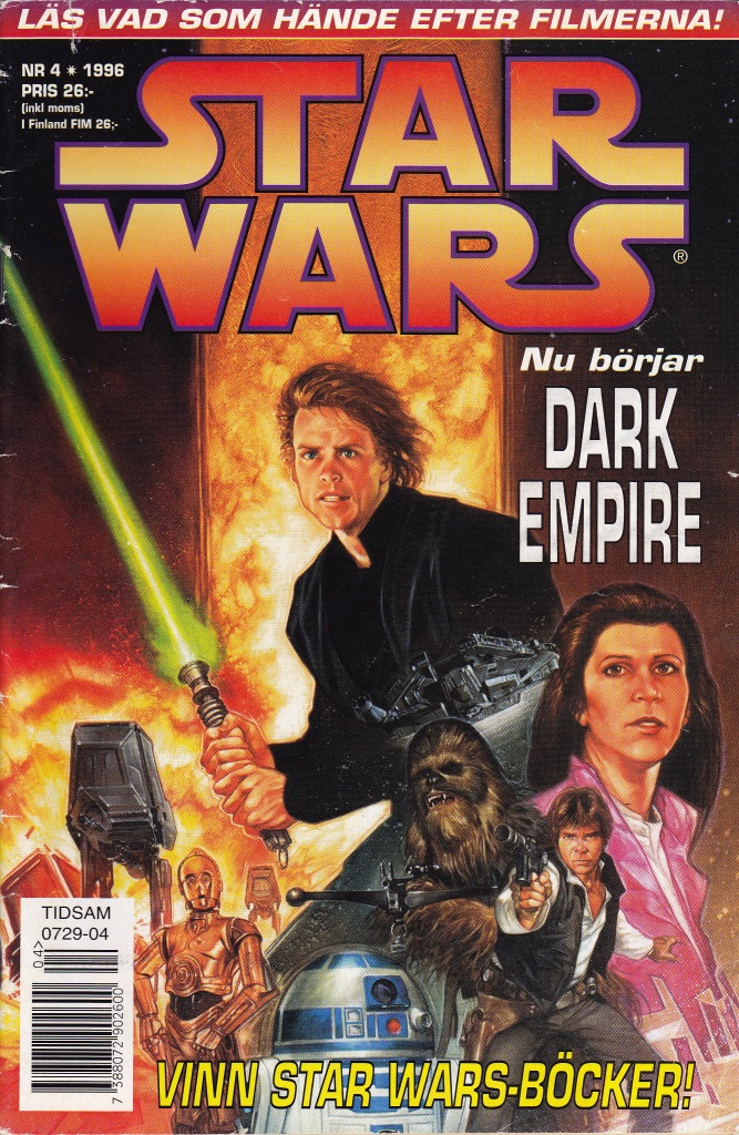 Dark Empire Del 1
