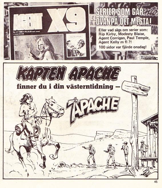 Agent X9 - Apache