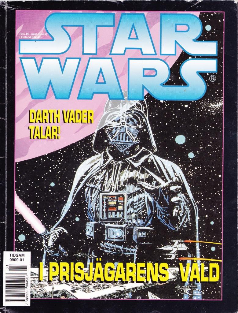 Darth Vader Talar - Julalbum 1996
