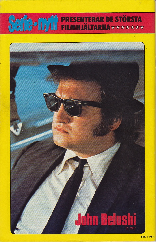 John Belushi i Blues Brothers