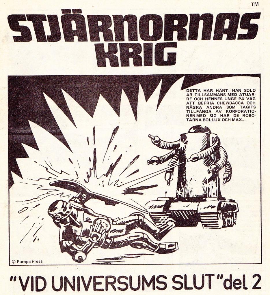 Serie-nytt nr 11 - 1981