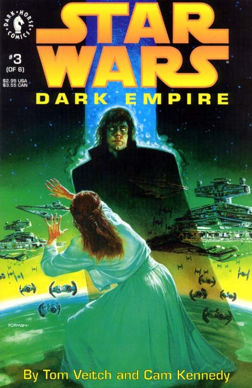 Dark Empire No3